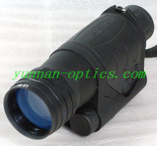 袖珍手持微光觀察鏡3X 1