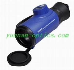 單筒望遠鏡8X42 戶外用品 旅遊望遠鏡 禮品望遠鏡