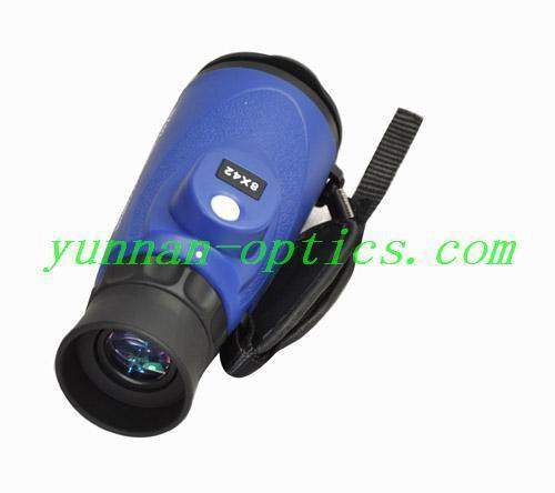 單筒望遠鏡8X42 戶外用品 旅遊望遠鏡 禮品望遠鏡 2