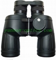 Military binocular 7X50MS,with compass