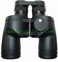 带指北针望远镜7X50MS