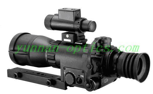 Night vision350, gun aiming mirror 1