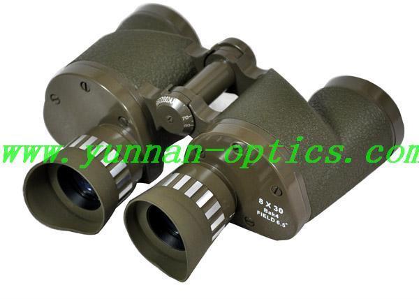 Military binocular 8X30 (light green) 2