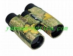 outdoor binoculars C2-10X42,camouflage color
