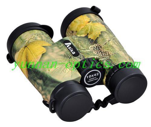 outdoor binoculars C2-10X42,camouflage color  2