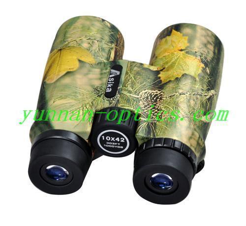 outdoor binoculars C2-10X42,camouflage color  3