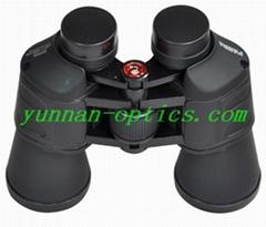雲南光學儀器廠熊貓望遠鏡20X50