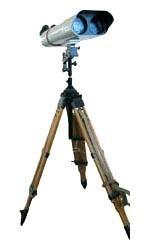 哨所镜 大倍率望远镜 投币式大倍率