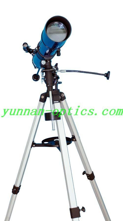 Astronomical telescope 80x900EQ,easy to use 2