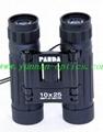 outdoor binocular 10x25,compact