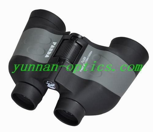 熊猫望远镜 7X35CT,熊猫牌兰膜望远镜 3