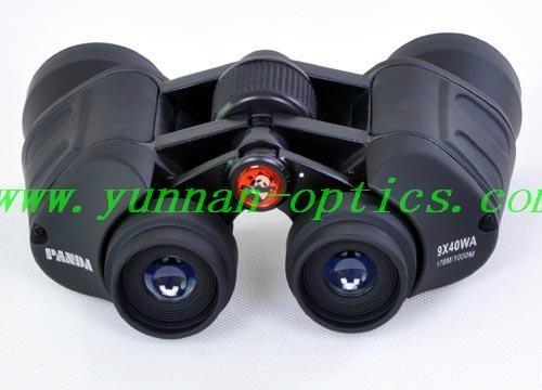 outdoor binocular  9X40,clear 1