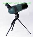小型观鸟镜 便携观靶镜 F35080折射式观靶镜