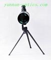 变倍观鸟镜 高清晰观靶镜F12-35X80折射式观靶镜