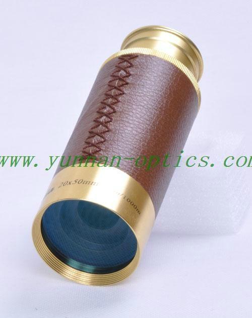 monocular 20X50,Clairvoyant tensile  3