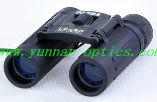 outdoors binocular 12X25, panda compact  2
