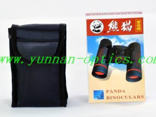 outdoors binocular 12X25, panda compact  4