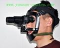 夜視望遠鏡,頭盔微光觀察鏡