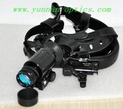 夜视望远镜,头盔视观察镜