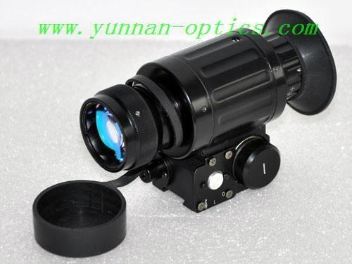 Monocular Night Vision Scope,Helmet-Mounted  2