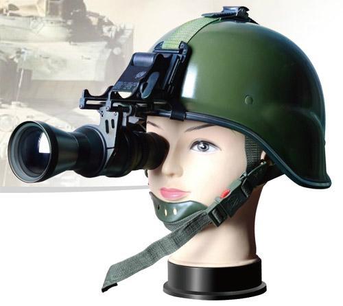 thermal imaging observation syetem,helmeted 1