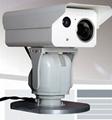 熱成像/可見光視頻監控系統