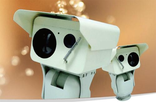 Infrared thermal surveillance system,temperature detecting 1