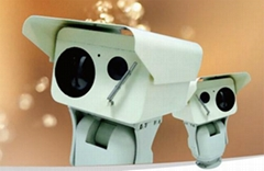 Infrared thermal surveillance system,temperature detecting