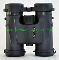 雙筒望遠鏡8x32旅行的見証者
