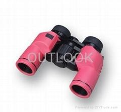 女性望遠鏡,女士望遠鏡,時尚望遠鏡8X30雙筒望遠鏡