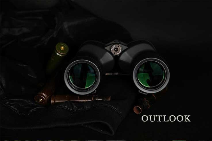 98式双筒望远镜,10x50电力部门查线优选望远镜. 1