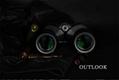 98式双筒望远镜,10x50电