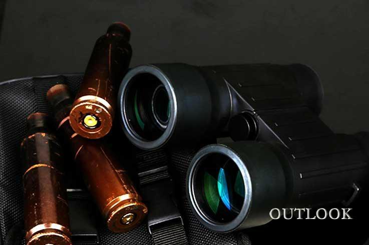 Military binoculars 10x42,easy to carry 3