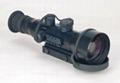 高清远距离微光瞄准镜,夜视望远镜 3