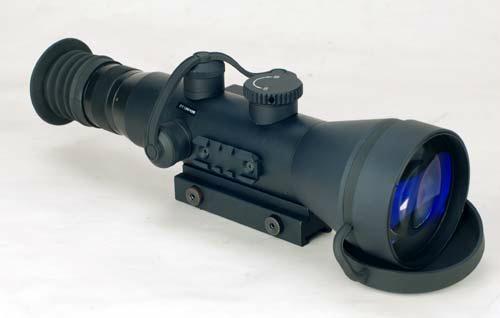 远距离微光瞄准镜,夜视瞄准镜 2