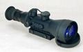 遠距離微光瞄準鏡,夜視瞄準鏡