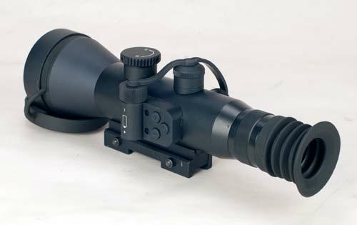 遠距離微光瞄準鏡,夜視瞄準鏡 4