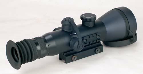 远距离微光瞄准镜,夜视瞄准镜 3