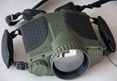 熱成像夜視儀705型有熱點追綜,能用於森林防火和電力查線
