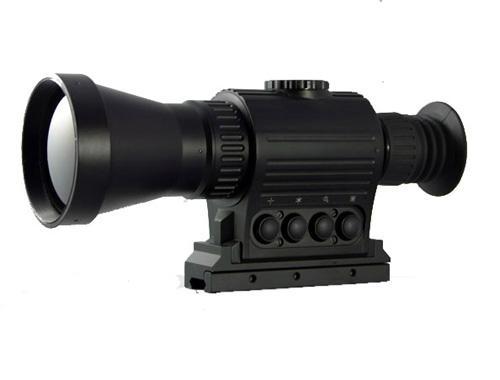 多功能热成像夜视仪既可瞄准,也可用于手持观察,搜索目标 1