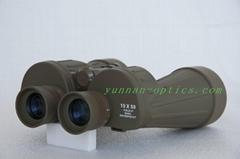 雙筒望遠鏡10x50高清高倍夜視