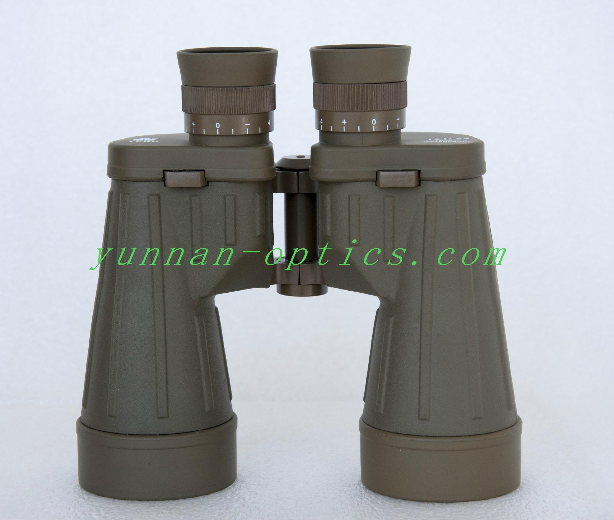 双筒望远镜10x50高清高倍夜视 2