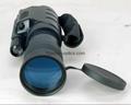 Night vision YJYD-87, handhold multiple magnification