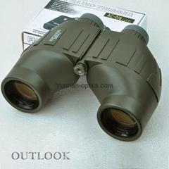 Outdoor binoculars 7x50,easy to carry