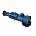Thermal rifle scope  3