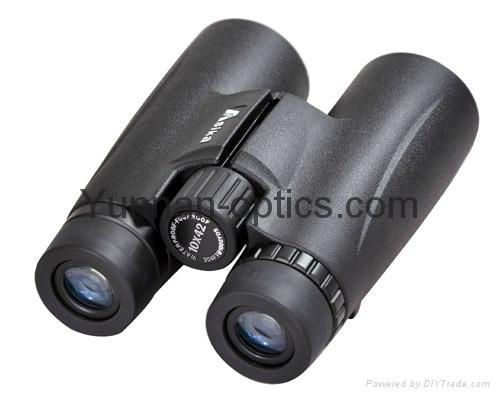 双筒望远镜 高倍望远镜 便携望远镜W3-10X42 2