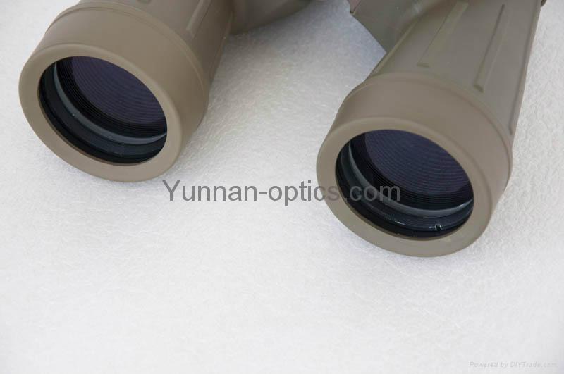 Military binocular7x50 fighting eagle,adopt national standard waterproof design 2