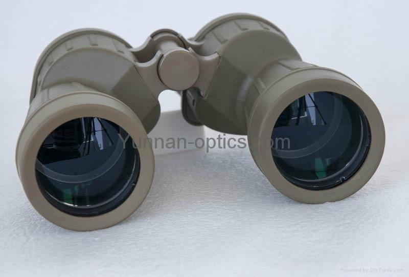 Military binocular7x50 fighting eagle,adopt national standard waterproof design 1