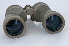 Military binocular7x50 fighting eagle,adopt national standard waterproof design