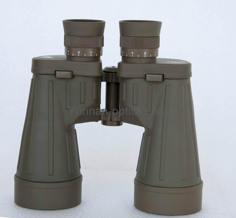 Military binocular7x50 fighting eagle,adopt national standard waterproof design 5
